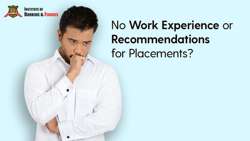 No experience