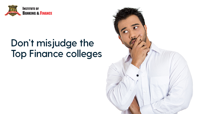 myths about the Top Finance colleges