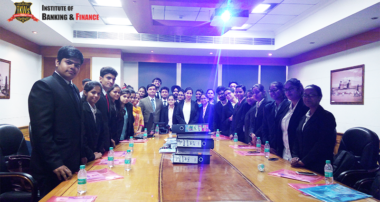 A SEBI visit by TKWsIBF students last week