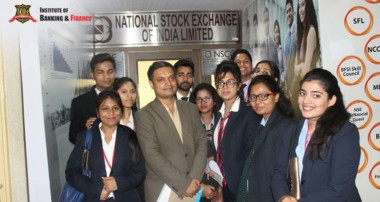 Visit to NSE: A Glimpse of the Real World