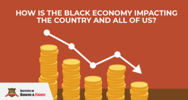 How is the black economy impacting the country and all of us?